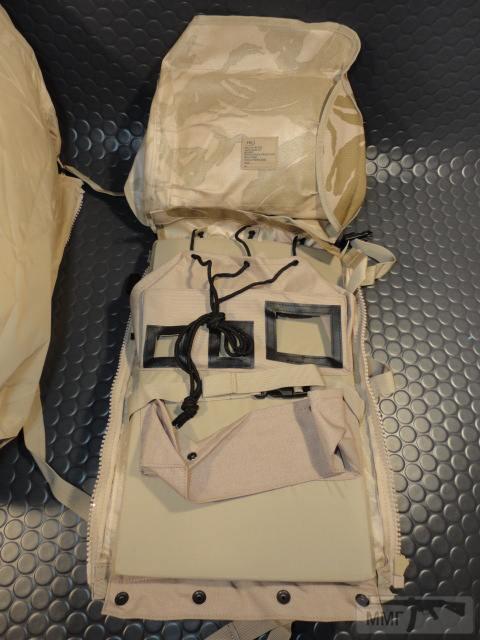 21427 - Модульный рюкзак армии Великобритании Bowman Manpack Radio Carrier Desert DPM 45 литров . Новый