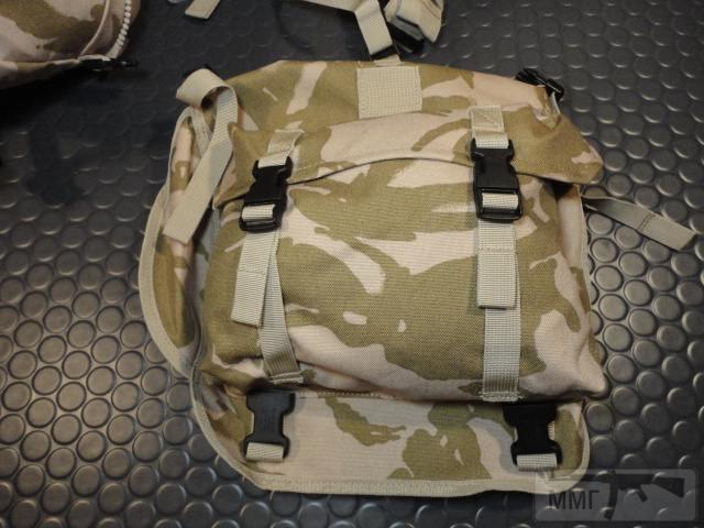 21432 - Модульный рюкзак армии Великобритании Bowman Manpack Radio Carrier Desert DPM 45 литров . Новый