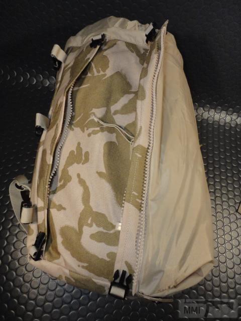 21436 - Модульный рюкзак армии Великобритании Bowman Manpack Radio Carrier Desert DPM 45 литров . Новый