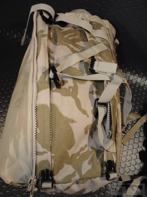 21438 - Модульный рюкзак армии Великобритании Bowman Manpack Radio Carrier Desert DPM 45 литров . Новый