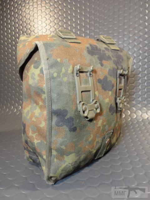 21470 - Утилитарный подсумок,сухарка армии Бундесвера (Германия)флектарн.Оригинал