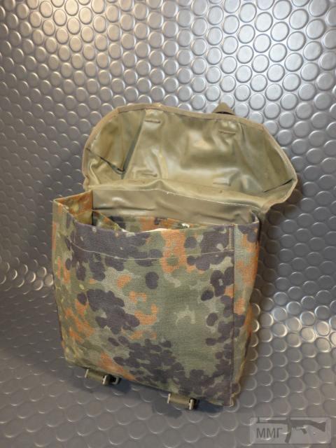 21476 - Утилитарный подсумок,сухарка армии Бундесвера (Германия)флектарн.Оригинал