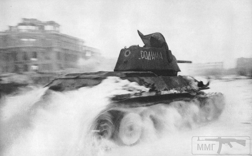 21498 - Военное фото 1941-1945 г.г. Восточный фронт.