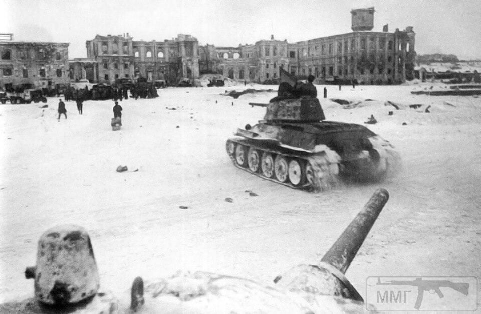 21499 - Военное фото 1941-1945 г.г. Восточный фронт.