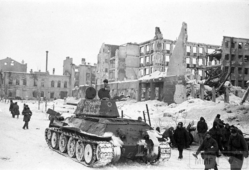 21500 - Военное фото 1941-1945 г.г. Восточный фронт.