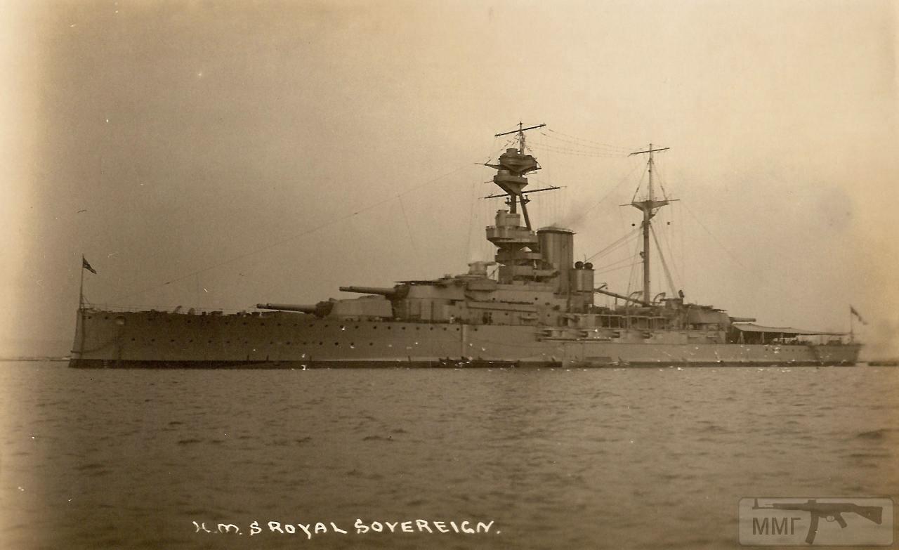 21508 - Броненосцы, дредноуты, линкоры и крейсера Британии