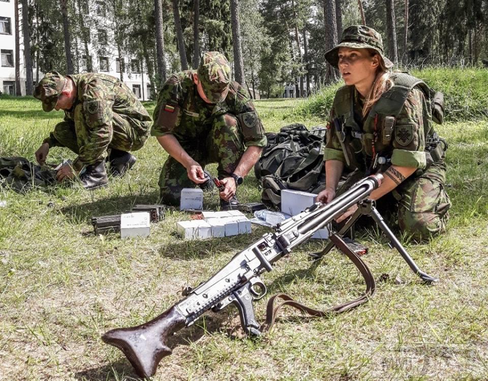 21644 - MG-42 Hitlersäge (Пила Гитлера) - история, послевоенные модификации, клейма...