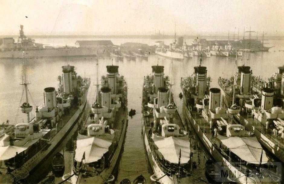 21737 - Regia Marina - Italian Battleships Littorio Class и другие...