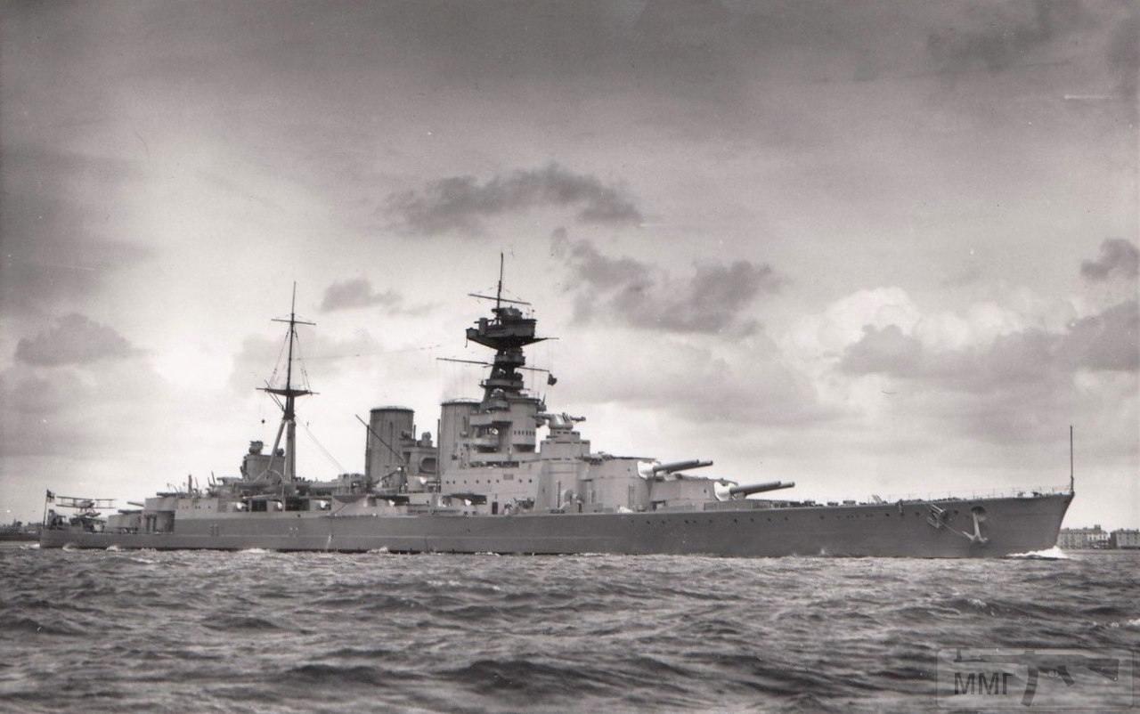 21741 - Броненосцы, дредноуты, линкоры и крейсера Британии