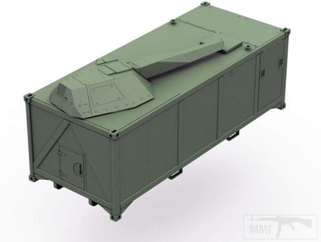 2175 - Контейнеризированный вариант 120-мм миномета NEMO