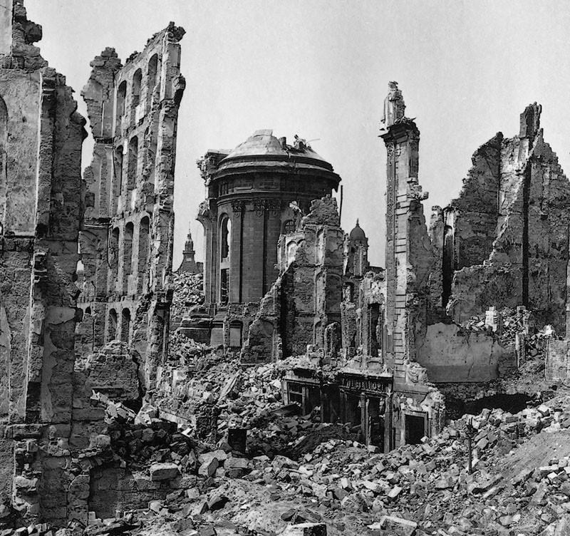 21781 - Стратегические бомбардировки Германии и Японии