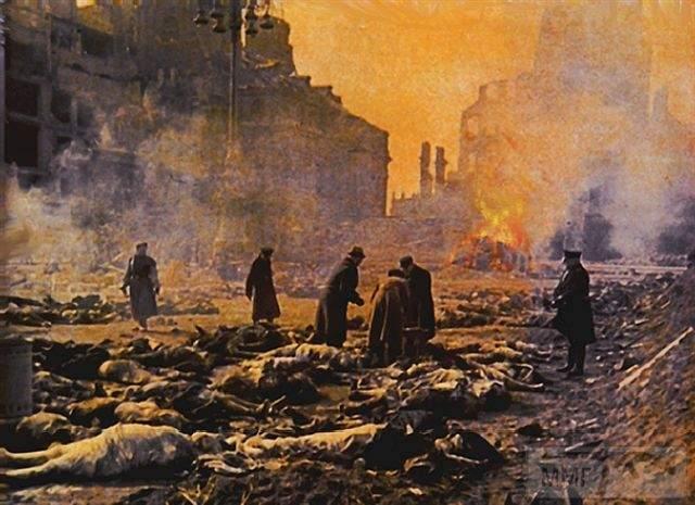 21782 - Стратегические бомбардировки Германии и Японии