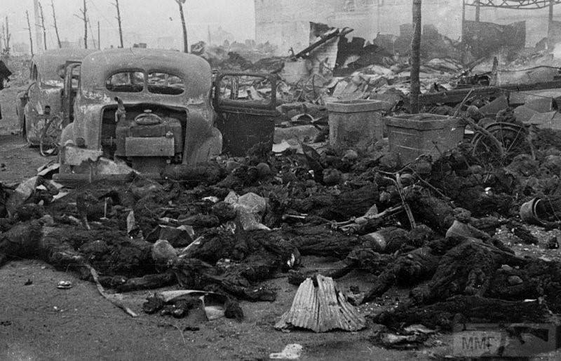21783 - Стратегические бомбардировки Германии и Японии