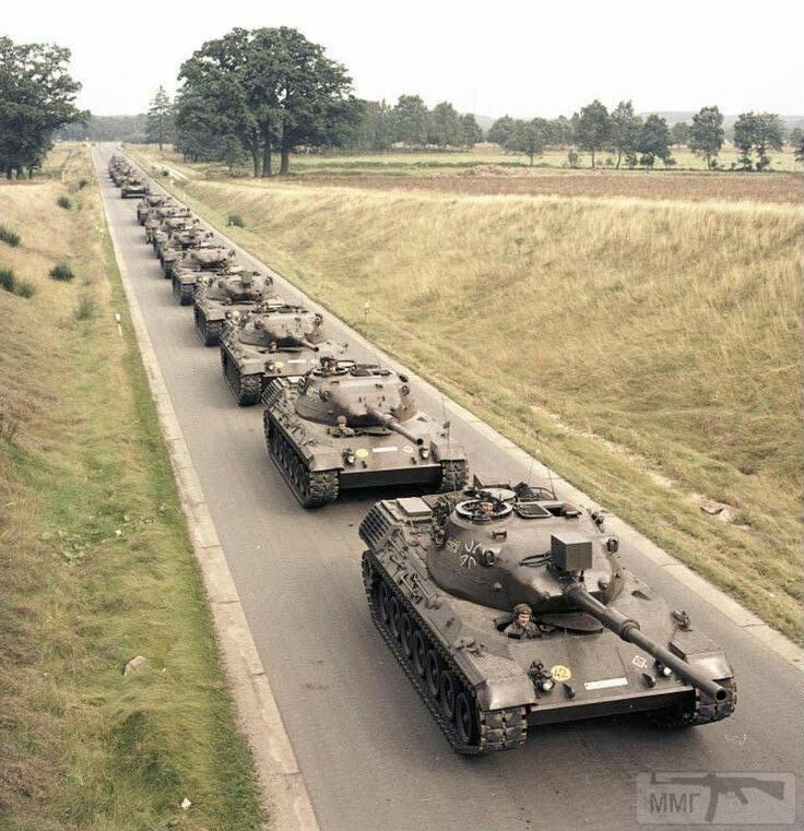 21797 - Современные танки
