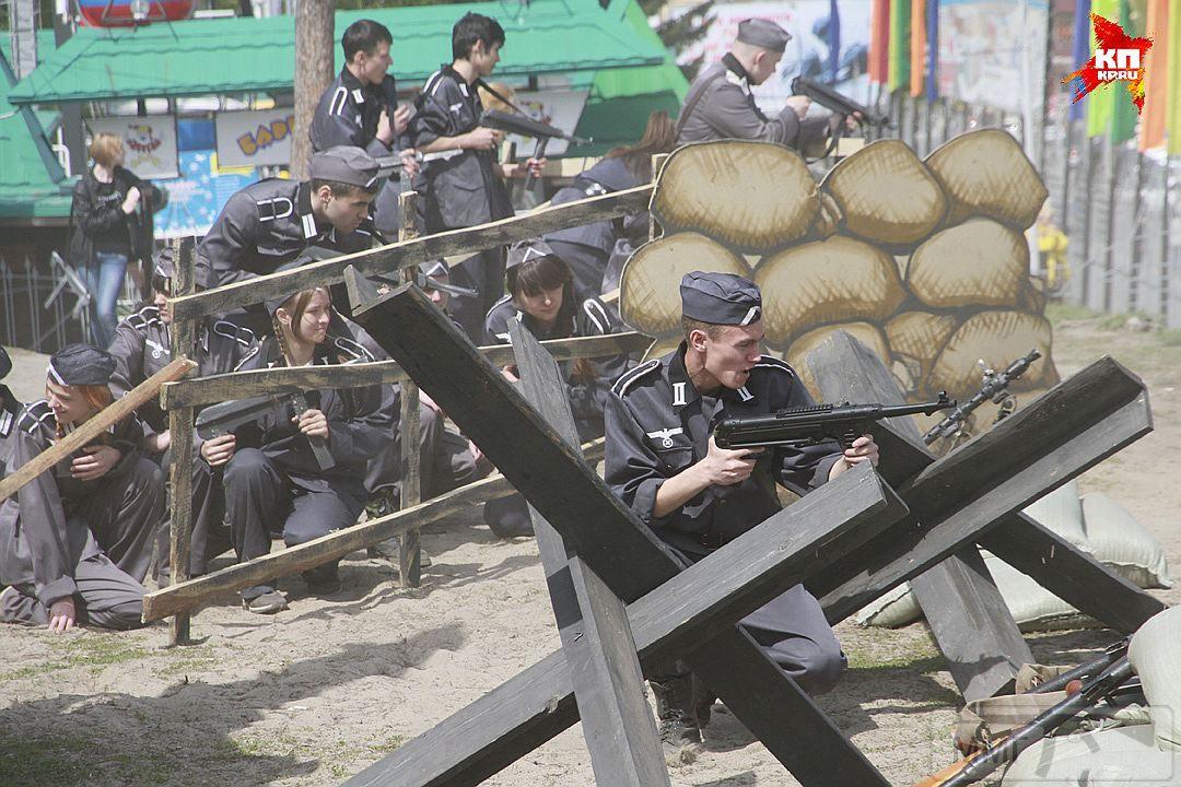 21810 - Треш в Казахстане. Реконструкция в Караганде.