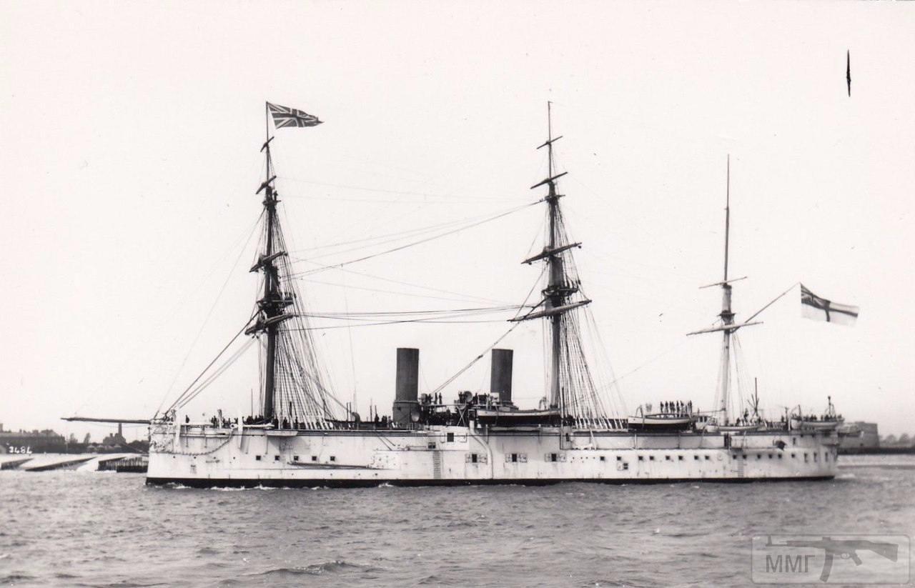 21849 - Броненосцы, дредноуты, линкоры и крейсера Британии