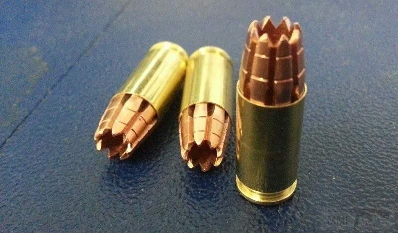 2186 - Экспансивные боеприпасы