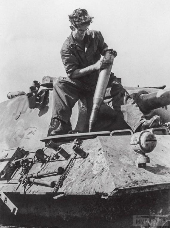 21871 - Великие и не очень танкисты Германии