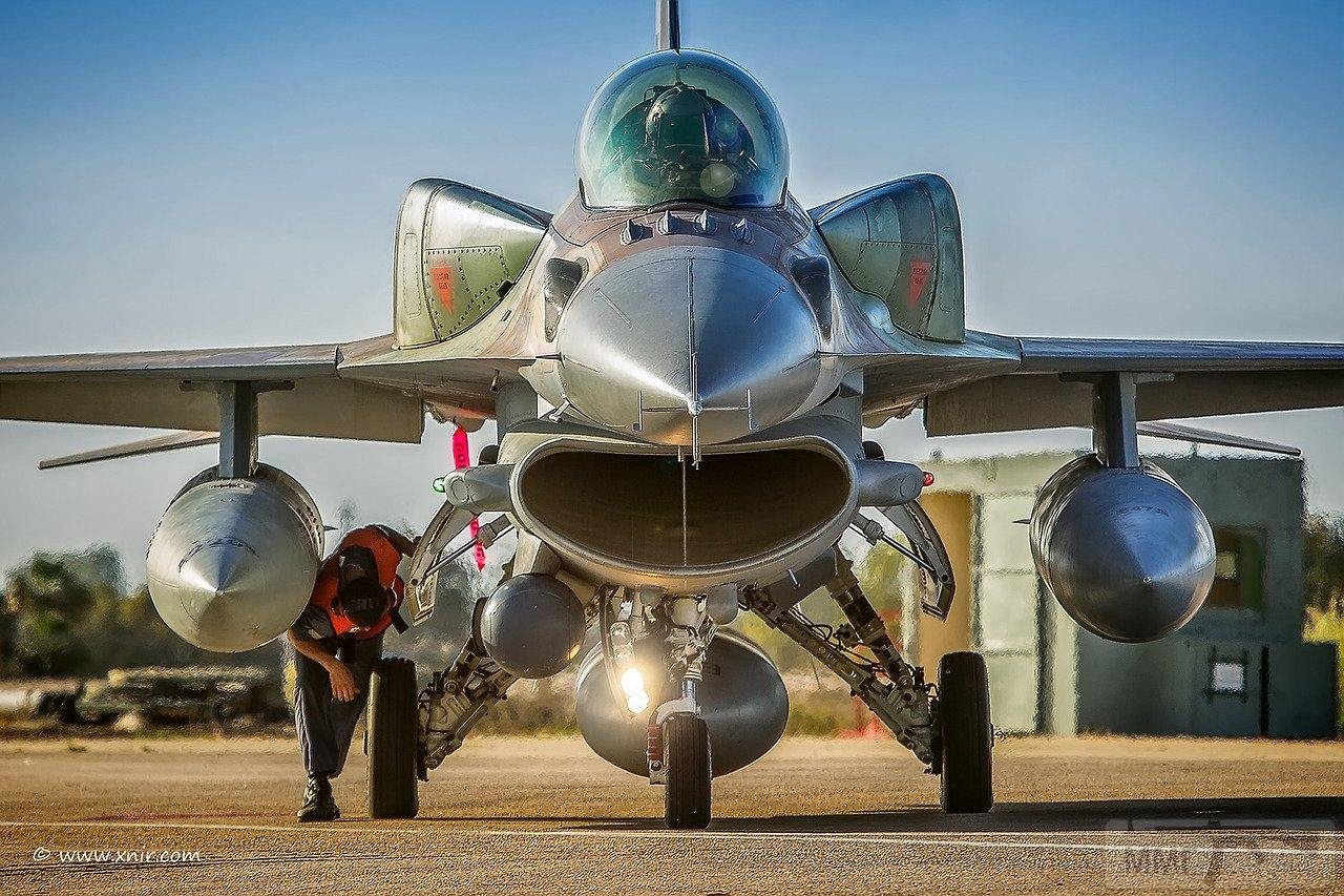 21896 - ВВС Израиля в бою