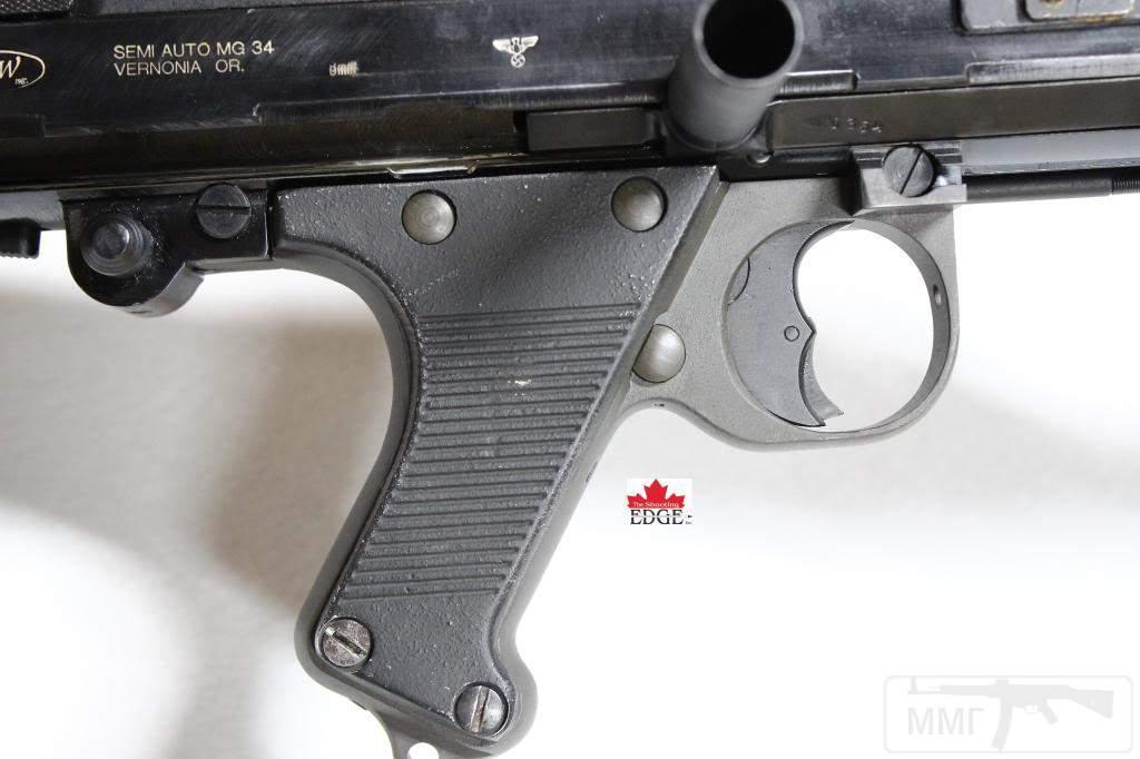 2192 - Все о пулемете MG-34 - история, модификации, клейма и т.д.
