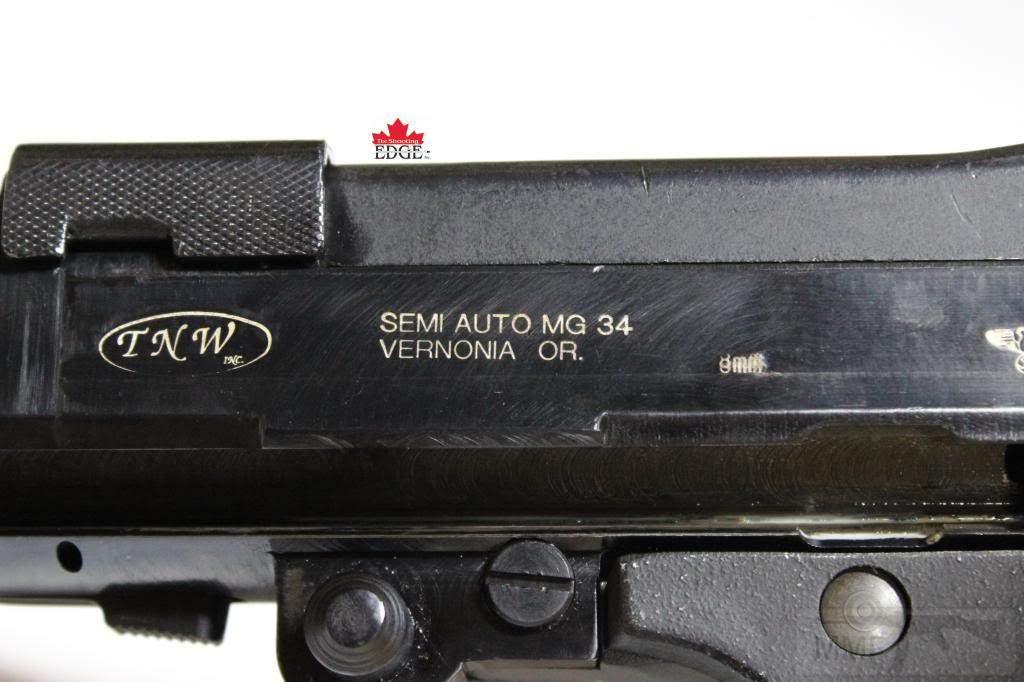 2193 - Все о пулемете MG-34 - история, модификации, клейма и т.д.