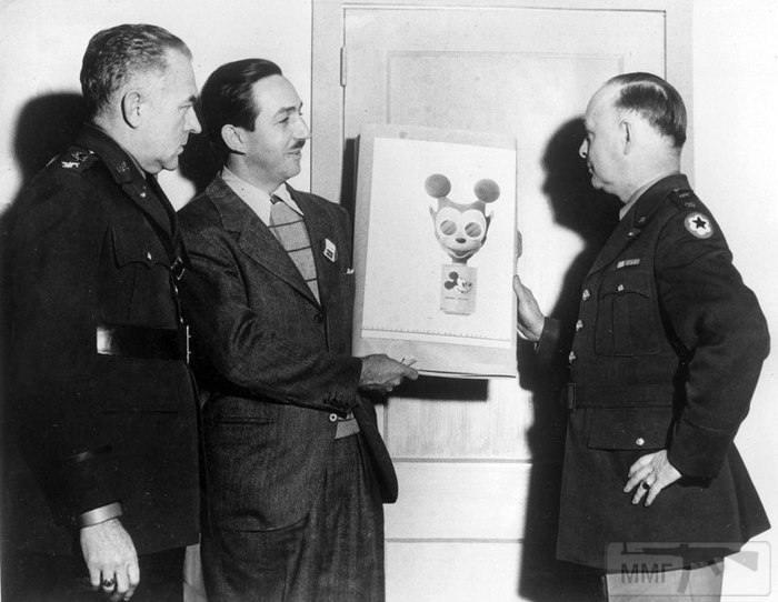 21957 - Военное фото 1941-1945 г.г. Тихий океан.