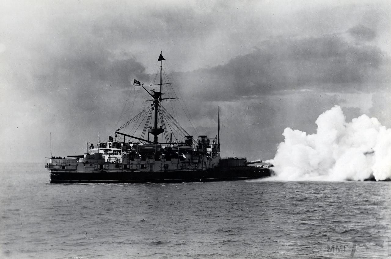 21966 - Броненосцы, дредноуты, линкоры и крейсера Британии