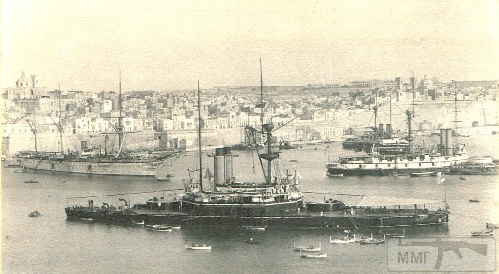 21968 - Броненосцы, дредноуты, линкоры и крейсера Британии