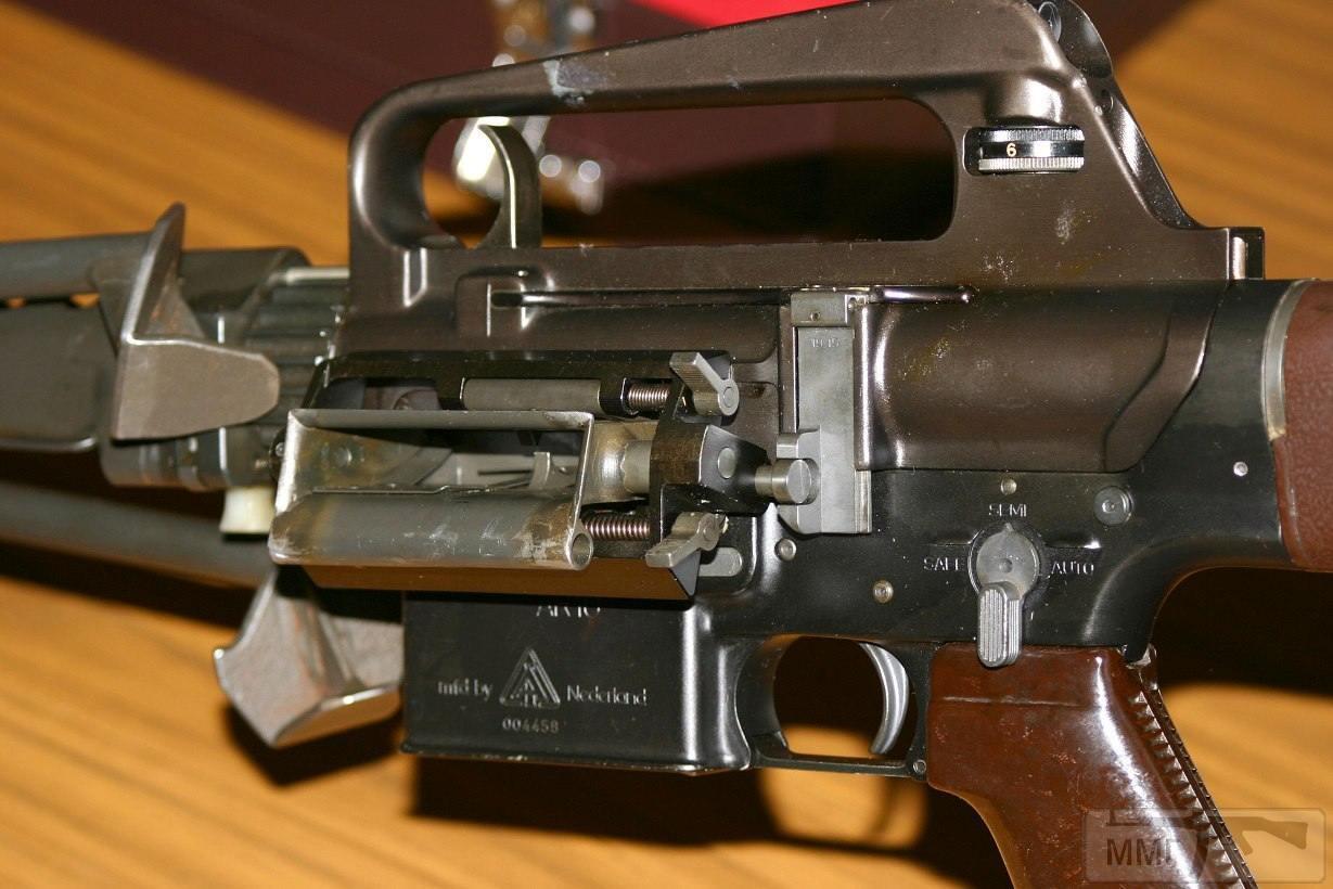 21976 - Семейство Armalite / Colt AR-15 / M16 M16A1 M16A2 M16A3 M16A4