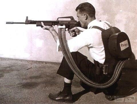 21977 - Семейство Armalite / Colt AR-15 / M16 M16A1 M16A2 M16A3 M16A4