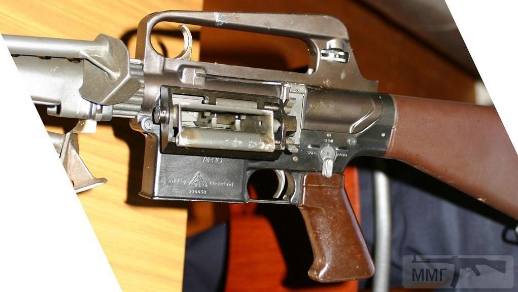21978 - Семейство Armalite / Colt AR-15 / M16 M16A1 M16A2 M16A3 M16A4