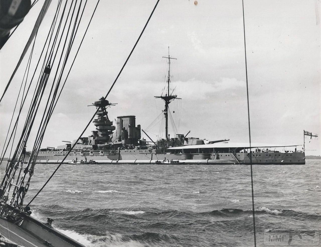 21980 - Броненосцы, дредноуты, линкоры и крейсера Британии