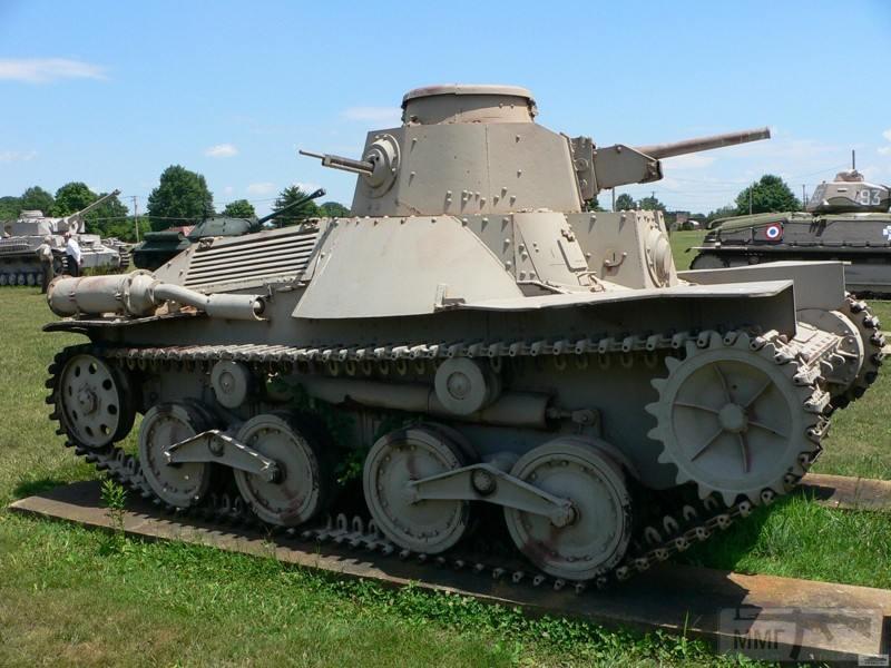 21991 - Японская бронетехника