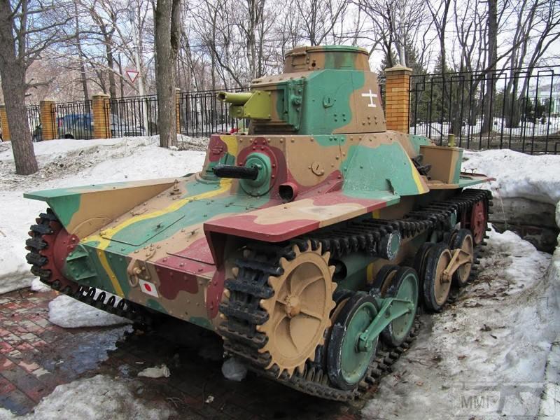 21992 - Японская бронетехника