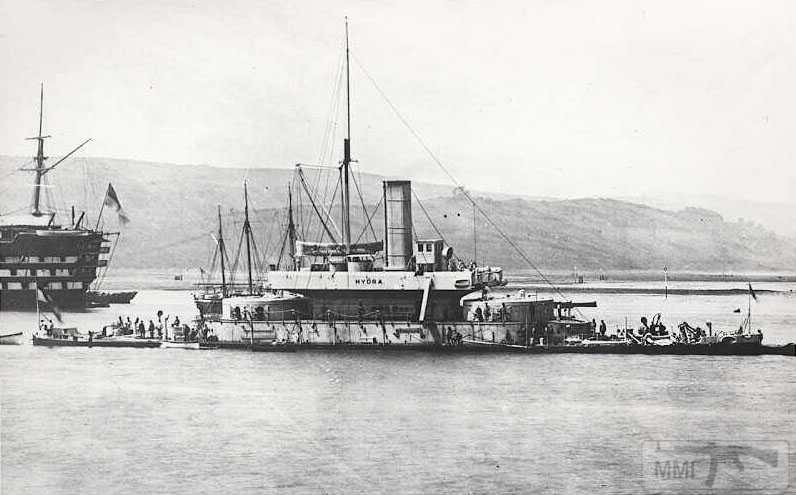 22037 - HMS Hydra
