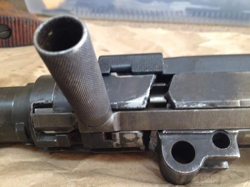 2207 - Все о пулемете MG-34 - история, модификации, клейма и т.д.