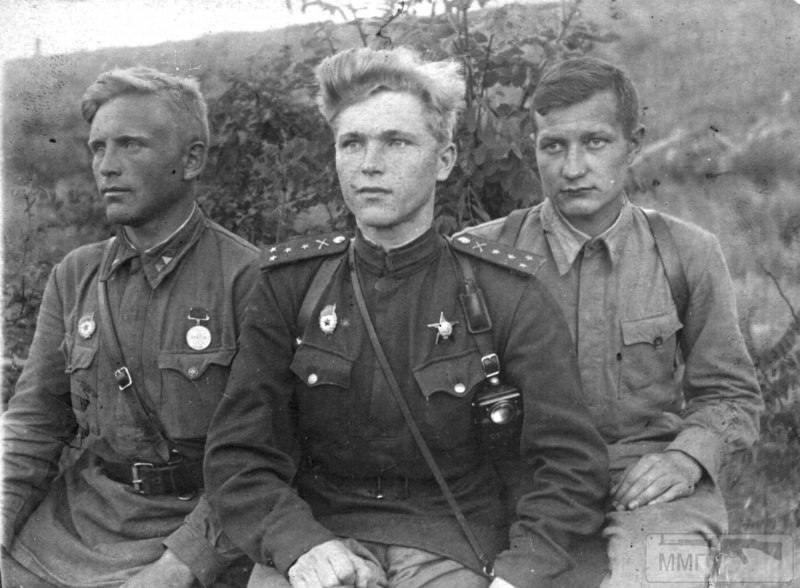 22131 - Военное фото 1941-1945 г.г. Восточный фронт.
