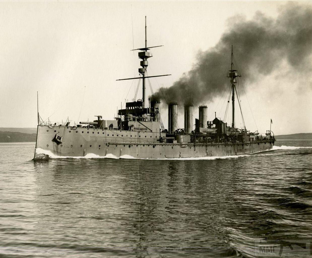 22159 - Броненосцы, дредноуты, линкоры и крейсера Британии