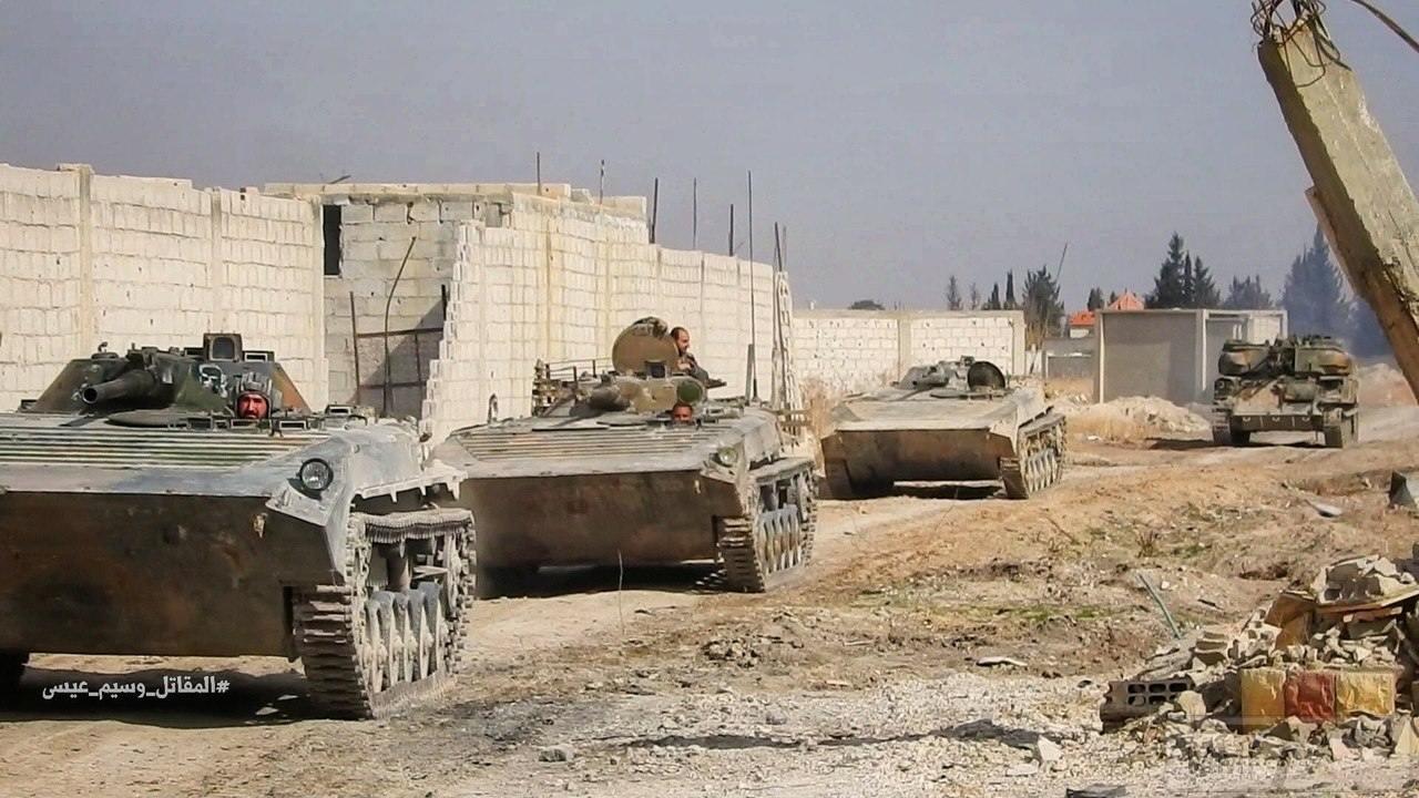 22181 - Сирия и события вокруг нее...