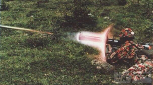 22310 - Реактивный противотанковый гранатомет RPzB.43 Ofenrohr Офенрор / RPzB.54 Panzerschreck Панцершрек