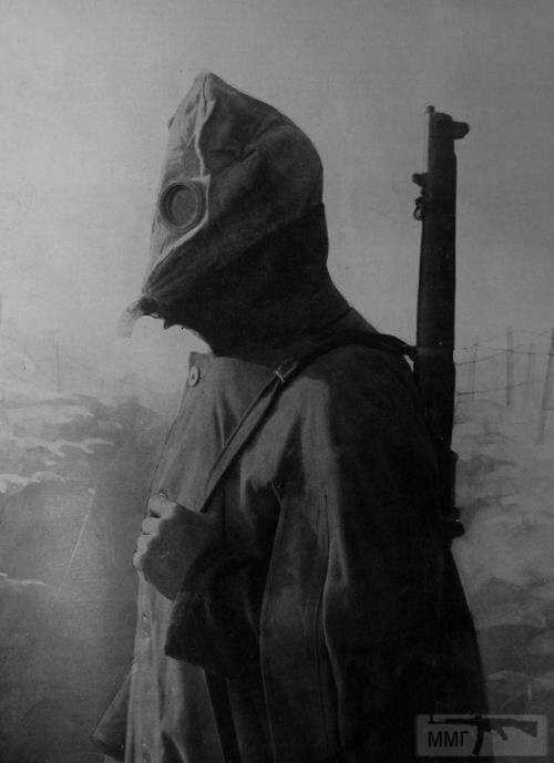 22368 - немецкий противогаз первой мировой