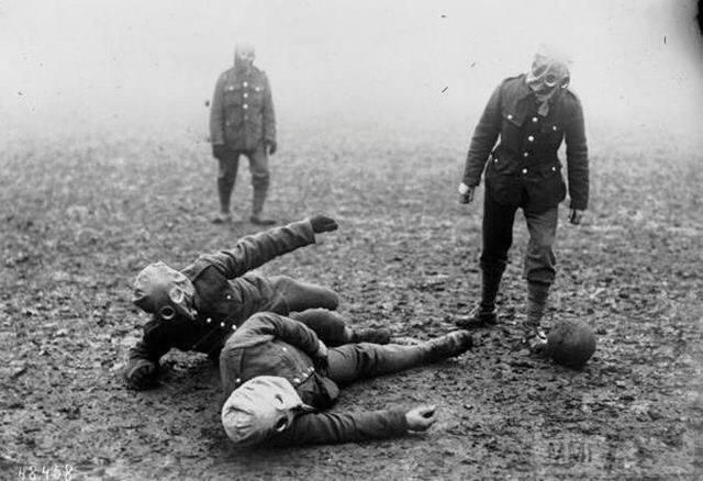 22371 - немецкий противогаз первой мировой
