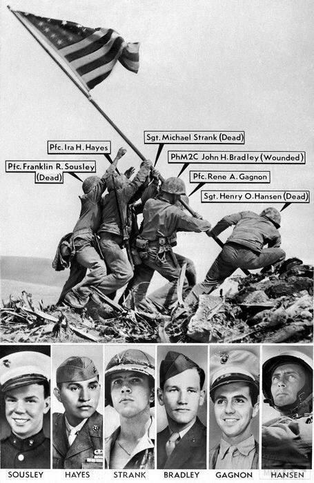 22373 - Военное фото 1941-1945 г.г. Тихий океан.