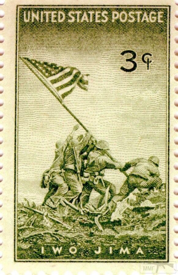 22374 - Военное фото 1941-1945 г.г. Тихий океан.