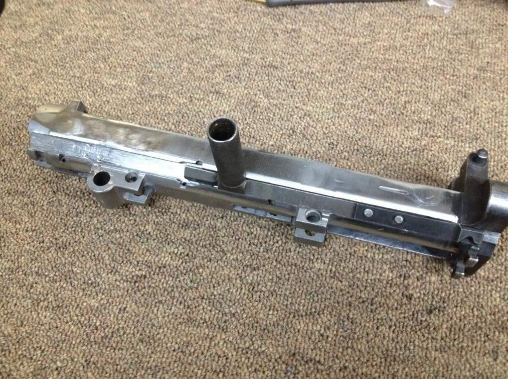 2238 - Все о пулемете MG-34 - история, модификации, клейма и т.д.