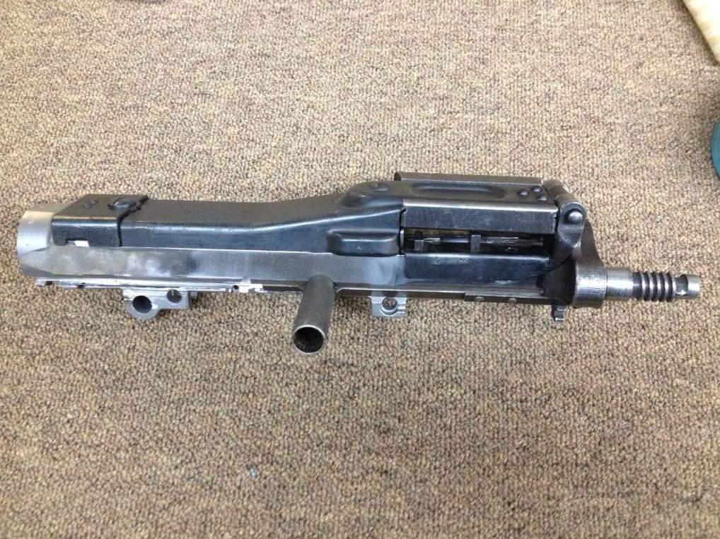 2239 - Все о пулемете MG-34 - история, модификации, клейма и т.д.