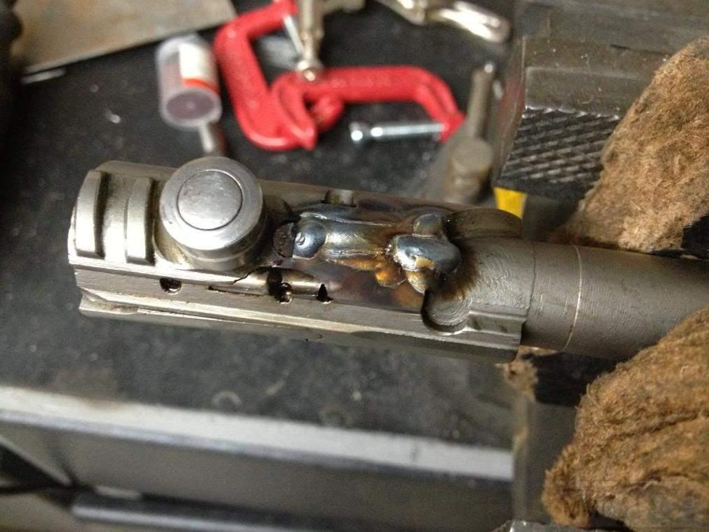 2240 - Все о пулемете MG-34 - история, модификации, клейма и т.д.
