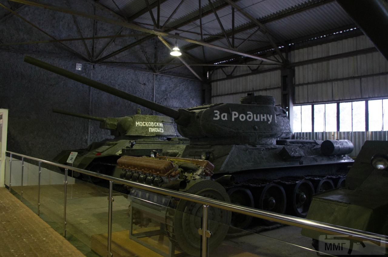 22465 - Танковий музей Кубинка