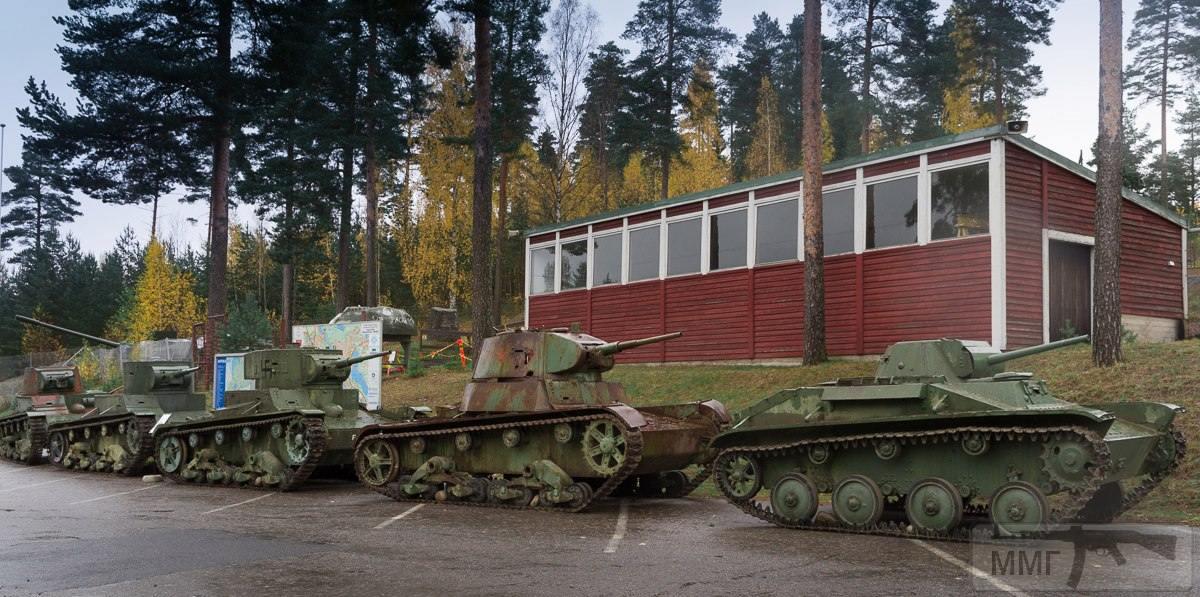 22481 - Танковый музей Парола (Финляндия)