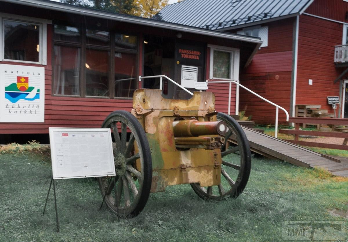 22482 - Танковый музей Парола (Финляндия)
